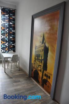 Hostel One Home - Prague - Hallway