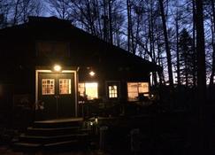 Lodge Stack Point - Narusawa - Patio