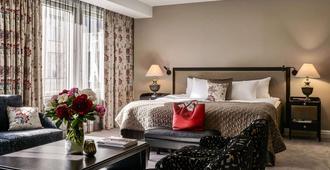 호텔 헤이븐 - 헬싱키 - 침실
