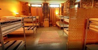 Albergue San Lázaro - Sarria - Bedroom