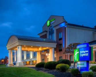 Holiday Inn Express Meadville (I-79 Exit 147a) - Meadville - Edificio