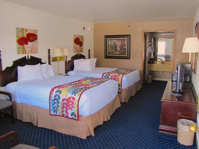 Dutton Inn - Branson - Bedroom