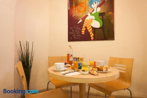 La Taverne - Uzès - Dining room
