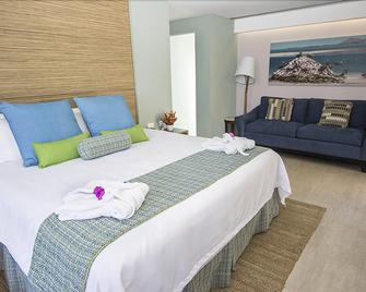 Maloka Hotel Boutique & Spa - Порламар - Спальня