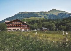 Hotel Alpenland - Gstaad - Habitación