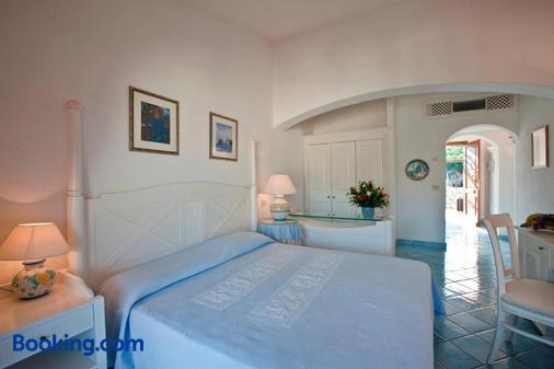 俱樂部酒店 - 阿札切納 - 阿爾扎凱納 - 臥室