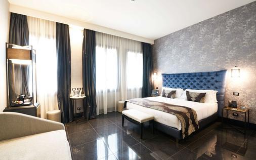 Venice Times Hotel - Venetsia - Makuuhuone