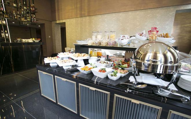Venice Times Hotel - Venice - Buffet