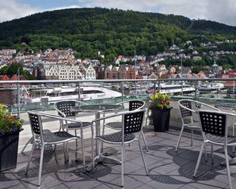 Clarion Hotel Admiral - Bergen - Balcony