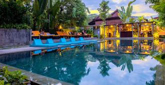 eOcambo Village - Siem Reap - Pool