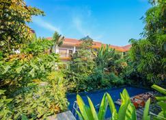 eOcambo Village - Ciudad de Siem Riep - Vista del exterior