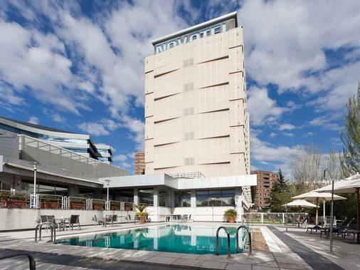 Novotel Madrid City Las Ventas - Madrid - Building
