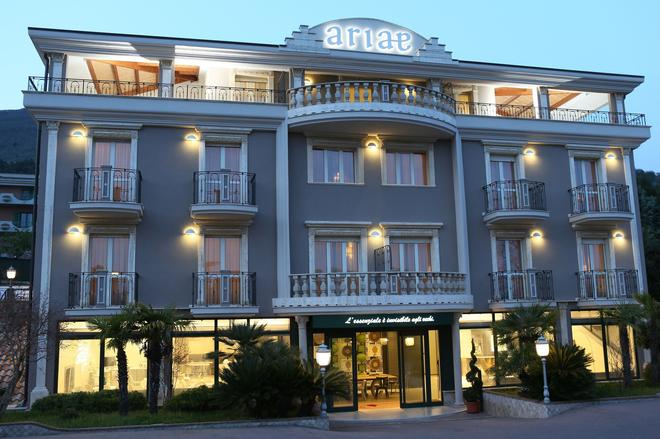 阿里亞酒店 - 聖喬瓦尼洛唐多 - 聖喬瓦尼·羅通多 - 建築