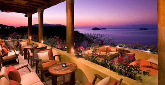 Cala de Mar Resort & Spa Ixtapa - Ixtapa - Parveke
