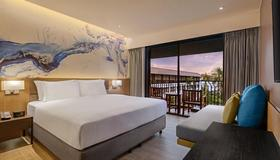 DoubleTree by Hilton Phuket Banthai Resort - Πατόνγκ - Κρεβατοκάμαρα