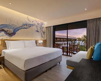 普吉島班泰希爾頓逸林酒店及度假村 - 芭東 - 臥室