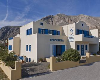 Irigeneia Hotel - Perissa - Gebouw