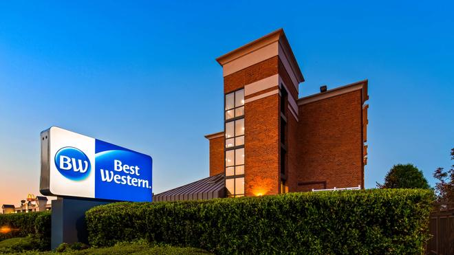 Best Western Hampton Coliseum Inn - Hampton - Bygning