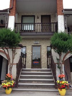 Cedar Springs Motel - Halton Hills - Building
