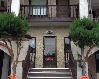 Cedar Springs Motel - Halton Hills - Gebouw