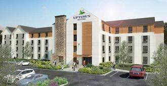 Uptown Suites Extended Stay Charlotte/ Concord - קונקורד
