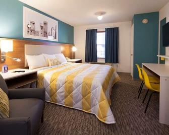Uptown Suites Extended Stay Charlotte/ Concord - Concord - Camera da letto