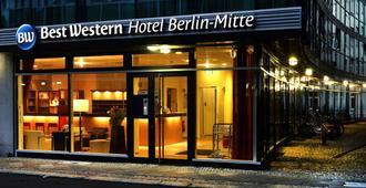 Best Western Hotel Berlin-Mitte - Berlin - Gebäude