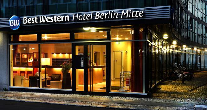 Best Western Hotel Berlin-Mitte - Berlin - Building
