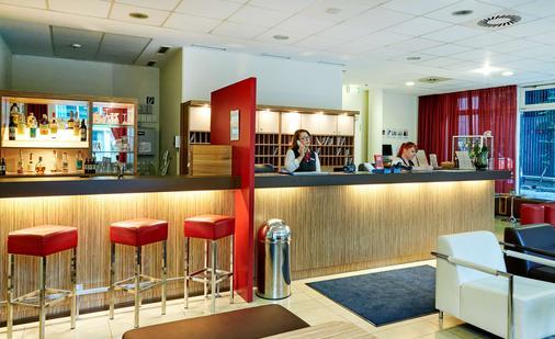 Best Western Hotel Berlin-Mitte - Βερολίνο - Bar