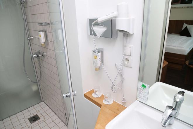 Best Western Hotel Berlin-Mitte - Berlin - Bathroom