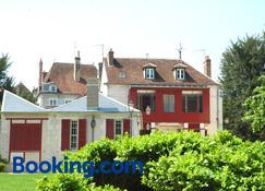 La Maison des Randonneurs - Auxerre - Building