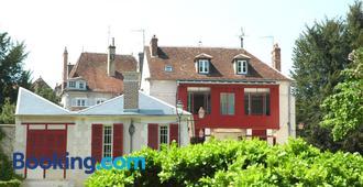 La Maison des Randonneurs - Auxerre - Bâtiment