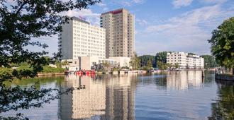 Mercure Amsterdam City Hotel - Amsterdam - Rakennus