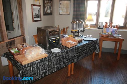 White Hart Hotel - Swindon - Buffet
