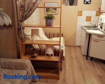 Hangulat Vendégház Apartmanok - Orosháza - Living room