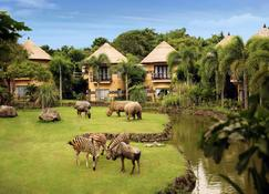 Mara River Safari Lodge At Bali Safari & Marine Park - Gianyar