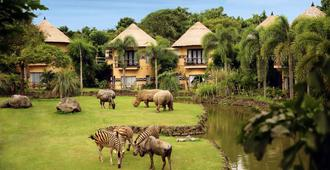 Mara River Safari Lodge At Bali Safari & Marine Park - Gianyar