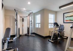 Sleep Inn - Sault Ste Marie - Gym