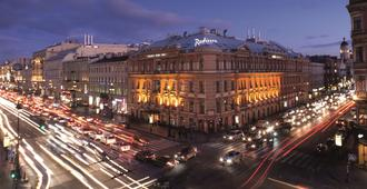 Radisson Royal Hotel, St Petersburg - San Petersburgo - Edificio
