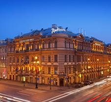 Radisson Royal Hotel, St Petersburg