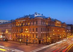 Radisson Royal Hotel, St Petersburg - Sankt Petersborg - Bygning