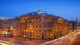 Radisson Royal Hotel, St Petersburg - Saint Petersburg - Building