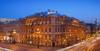 Radisson Royal Hotel, St Petersburg - Pietari - Rakennus
