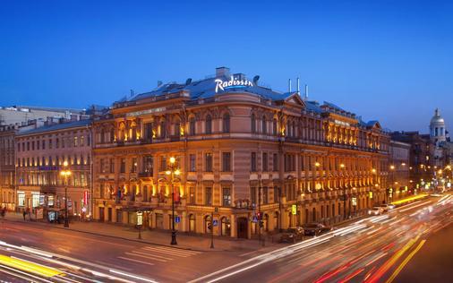 Radisson Royal Hotel, St Petersburg - Αγία Πετρούπολη - Κτίριο