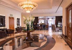 Radisson Royal Hotel, St Petersburg - Αγία Πετρούπολη - Σαλόνι ξενοδοχείου
