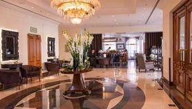 Radisson Royal Hotel, St Petersburg - San Petersburgo - Recepción
