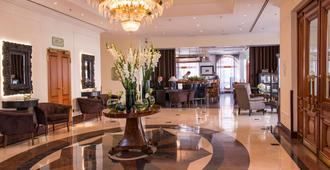 Radisson Royal Hotel, St Petersburg - San Petersburgo - Lobby