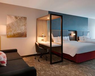 SpringHill Suites by Marriott Hampton Portsmouth - Hampton - Bedroom