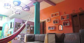 El Dorado International Hostel - San Gil - Sala de estar