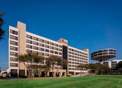 Houston Airport Marriott at George Bush Intercontinental - Houston - Building